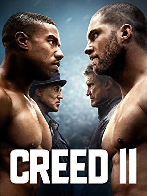 Creed II 2018 BANNER