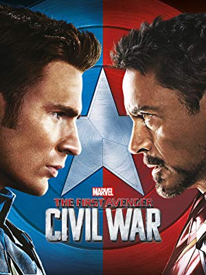 Gute Filme sehen 2016 The First Avenger: Civil War