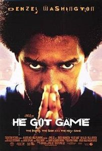 HE GOT GAME-BASKETBALL-FILME