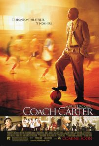 coach carter-BASKETBALL-FILME