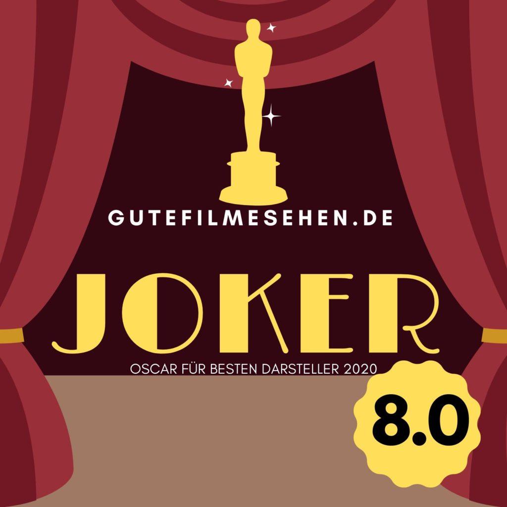 Gute Filme sehen 2019 - Joker Joaquin Phoenix