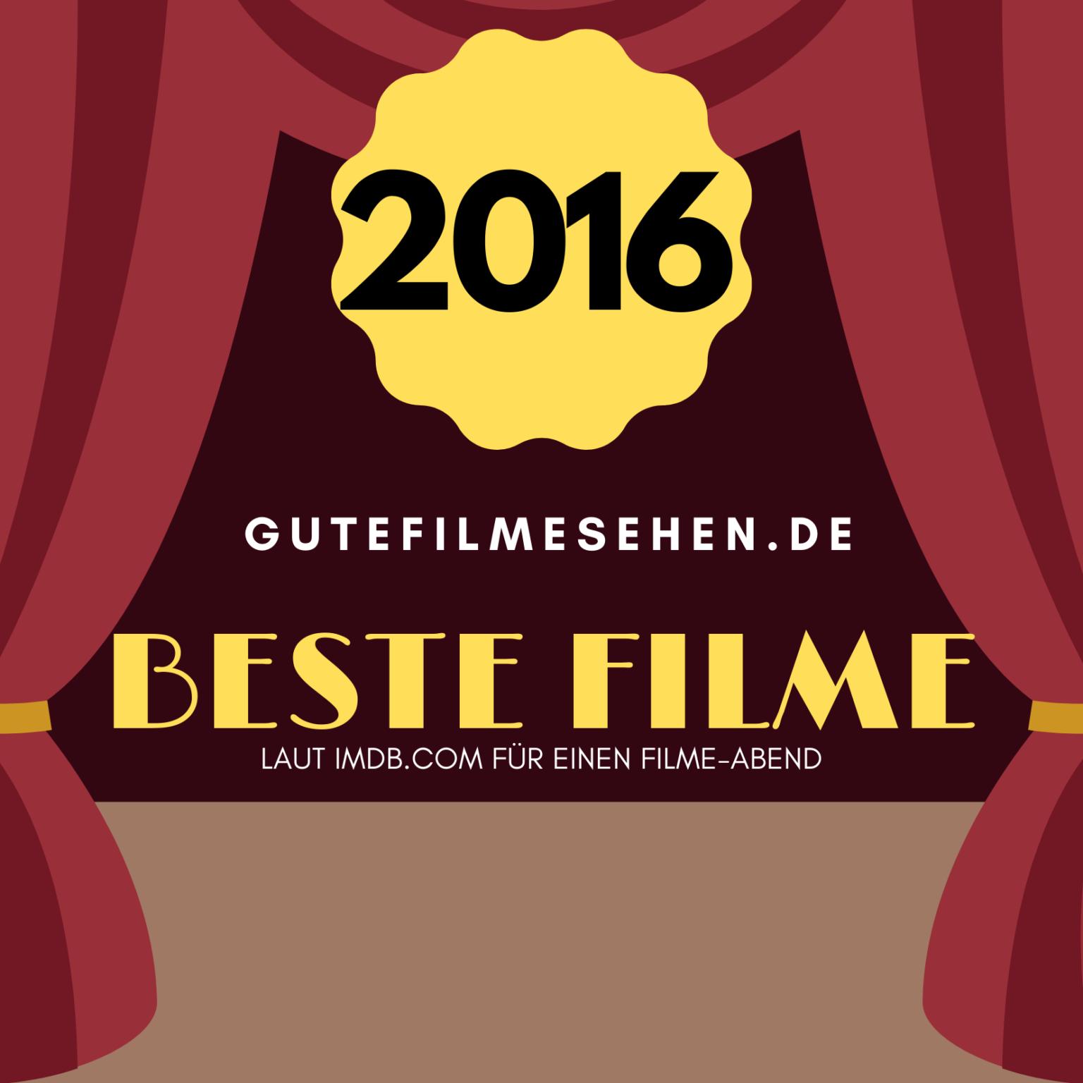 BESTE FILME 2016 【ᐅᐅ】Komödien, Actionfilme und Thriller
