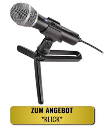Podcast-Mikrofon für unseren Gute-Filme-Podcast 3