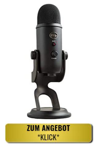 Podcast-Mikrofon für unseren Gute-Filme-Podcast 2