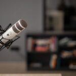 Podcast Mikrofon für unseren Podcast von Gutefilmesehen